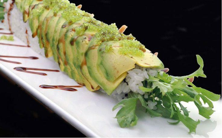 Avocado Roll at Honzen