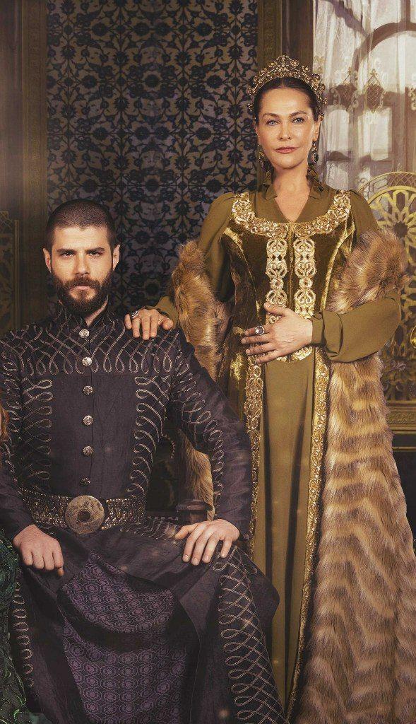 Фотографии семьи османской империи также иногда