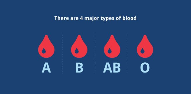 Did You Know: Your Blood Type Says A Lot About Your Health?