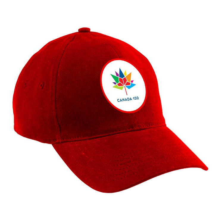 Canada 150 Adjustable Sport Cap  Canada 150 Apparel Collection by North and Oak