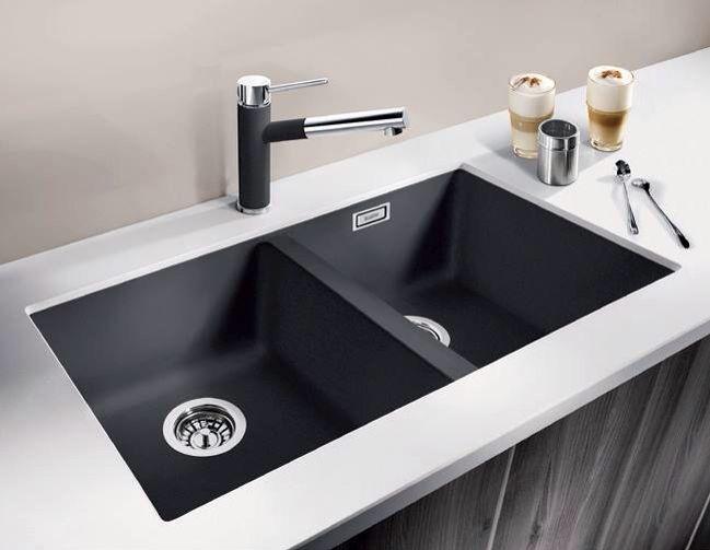 best 25+ black kitchen sinks ideas on pinterest