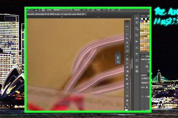 Process neon theartistmusician 1 1 1