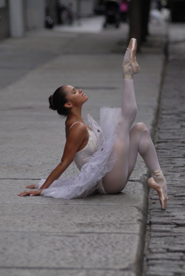 outside ballet