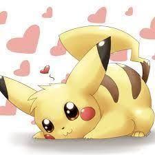 Resultado de imagen para pikachu tierno para portada de youtube y sus amigos
