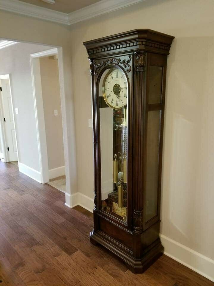 Howard Miller Grandfather Floor Clock Fashion Home Garden
