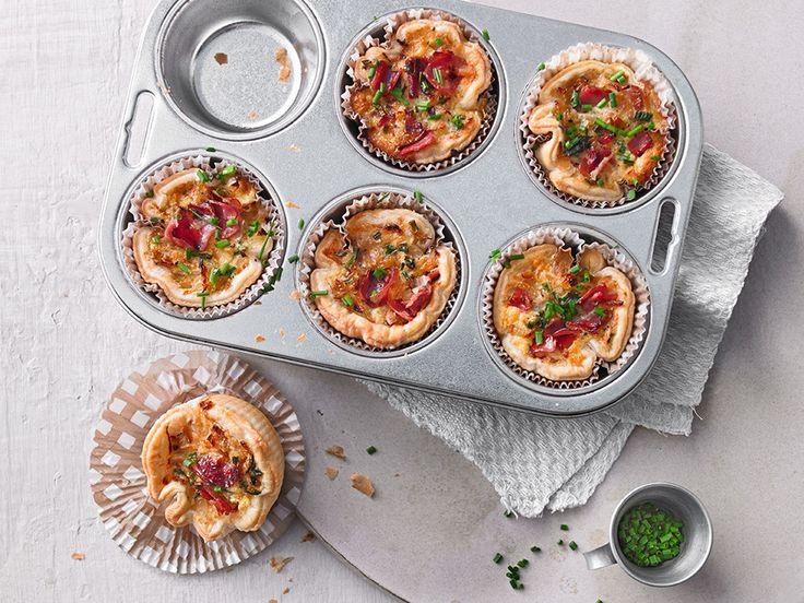 Mini kuchen rezepte herzhaft