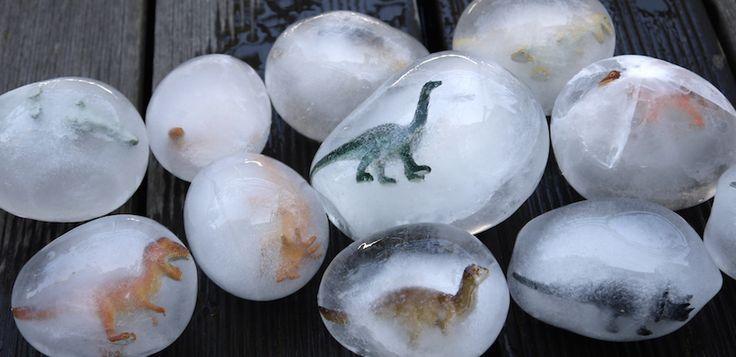 Dinosaurier-Eier: Genialer Trick für die Kinderparty!