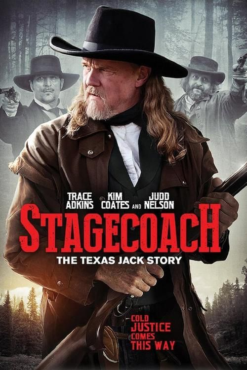 Watch Stagecoach: The Texas Jack Story Full Movie Online
