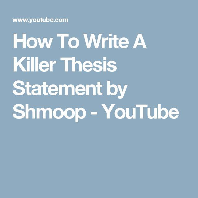 25+ beste ideeën over Thesis statement op Pinterest - Engelse - thesis statement