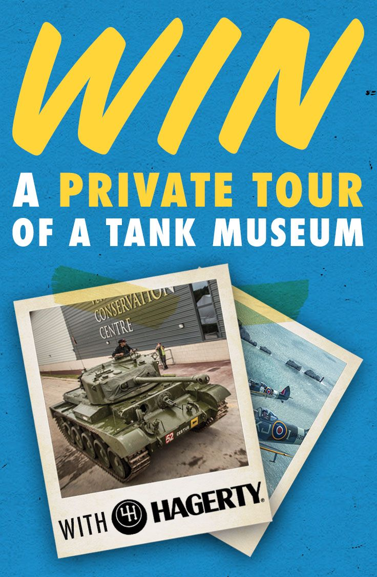 Win a private tour of bovington tank museum or even a flight in a spitfire classic car insurancequick