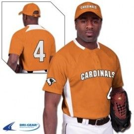 Looking good on the court or field is half the battle won. The better you look, the better you feel and play. Look your best with youth baseball uniforms from Affordable Uniforms Online. With plenty of color options and the ability to add team's logo, names or numbers, we strive to provide exactly what you are looking for. We offer unbeatable prices and amazing customization services to suit your unique style.