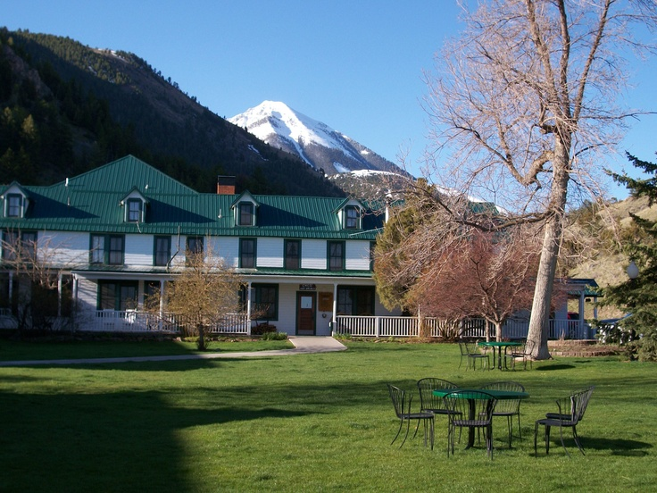 Chico Hot Springs Resort -- Pray, MT. Great place tucked away inside of the Rockies. #montana #chico #resort