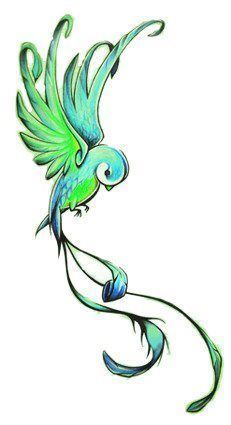 Tattoos auf Pinterest | Aquarell – Tattoo vogel …