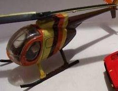 Corgi Magnum Pi Island Hopper Helicopter Sale On Ebay