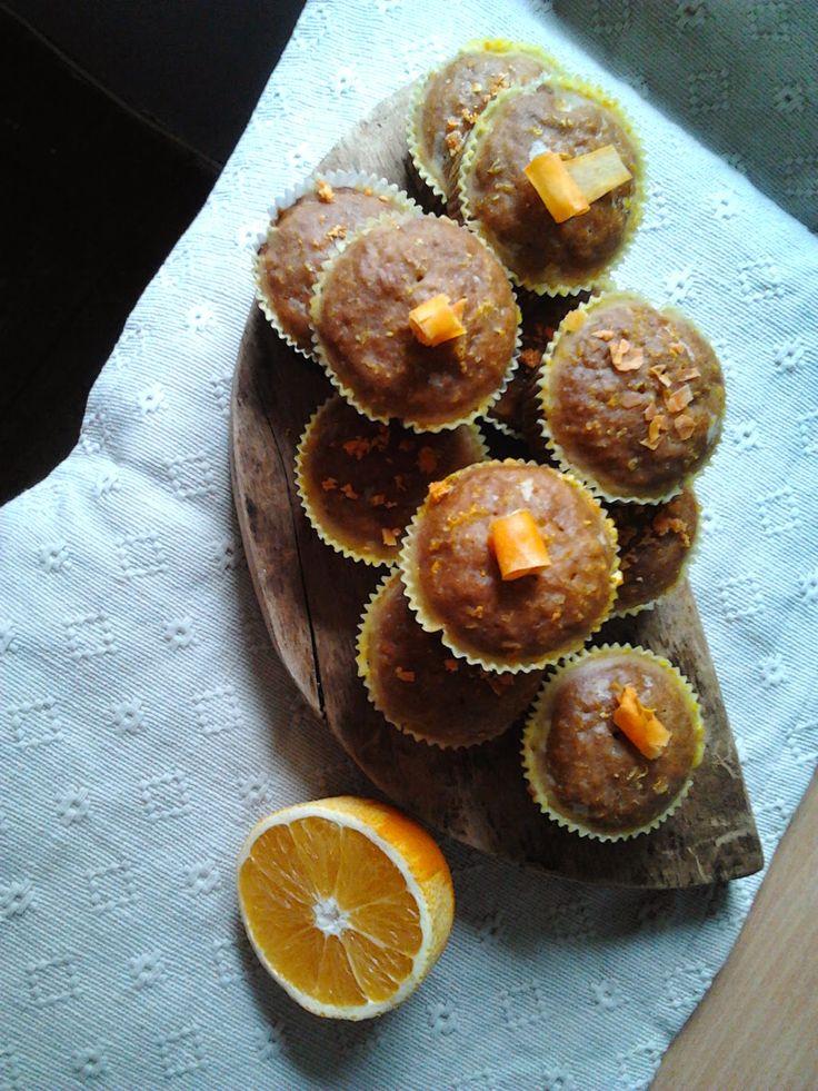 Carrot muffins. Super easy!!!! See on www.gotowanietokochanie.blogspot.com