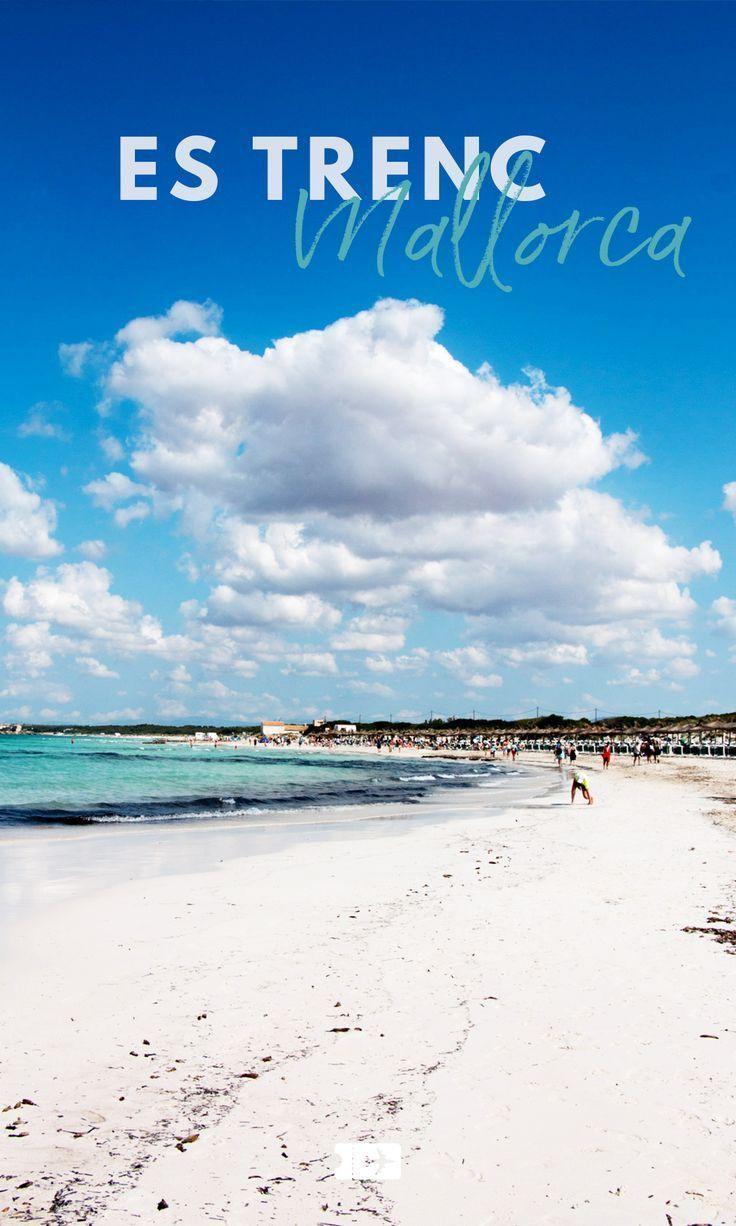 Es Trenc Karibikfeeling Auf Mallorca Mallorca Reisen Es Trenc