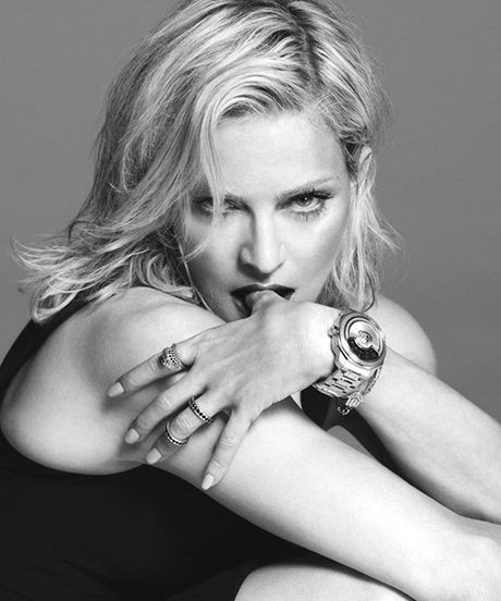 WOW Madonna, these photos are sultry and sexual and perfect