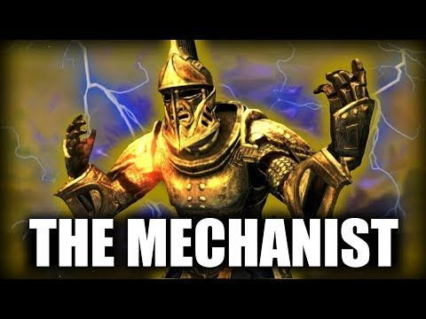 Skyrim SE Builds - The Mechanist - Remastered Build - YouTube