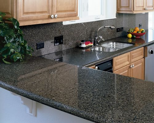 Darker Gray Quartz Countertops Fall 2013 Kitchen