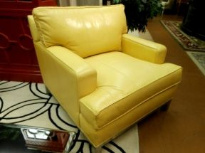 Price Item 137723 A Perfect Addition To A Modern Home This Club Chair From Ethan