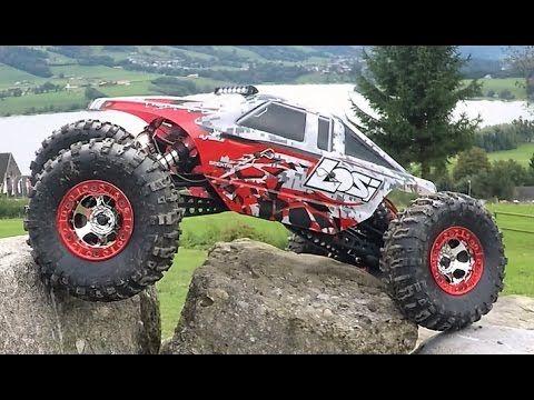 RC Electric Cars - Losi Night Crawler 4WD R/C Rock Crawler
