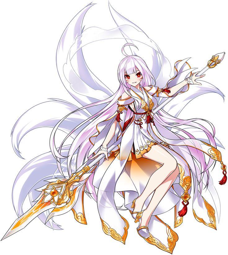 Apsara (Celestial Fox)