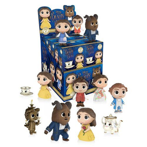 Beauty and the Beast Live Action Mystery Minis Display Case - Funko - Beauty and the Beast - Pop! Vinyl Figures at Entertainment Earth