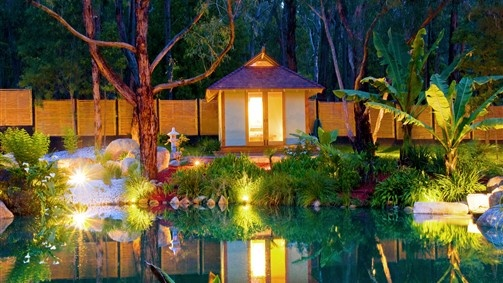 Japanese Mountain Retreat in the Dandenong Ranges not too far from Melbourne's bustling CBD