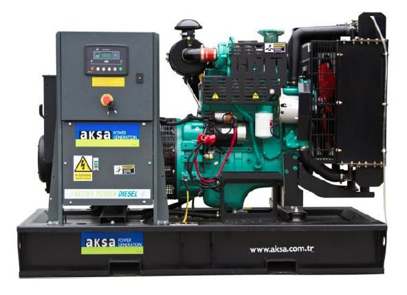 Partner of AKSA Diesel Generators to Latin America and the Caribbean - AKSA APD125C-6, powered by Cummins, 125 kVA/100 kW, 60Hz, Diesel Generator (http://www.jatpower.com/aksa-apd125c-6-powered-by-cummins-125-kva-100-kw-60hz-diesel-generator/)