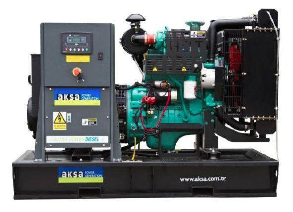 Partner of AKSA Diesel Generators to Latin America and the Caribbean - AKSA APD125C-6, powered by Cummins, 125 kVA/100 kW, 60Hz, Diesel Generator (http://www.jatpower.com/aksa-apd125c-6-powered-by-cummins-125-kva-100-kw-60hz-diesel-generator/)