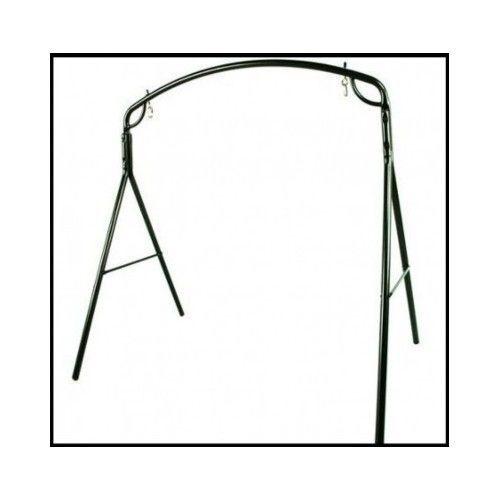 Outdoor-Swing-Frame-Playground-Backyard-Kids-Porch-Garden-Stand-Hanger-Metal-Gym