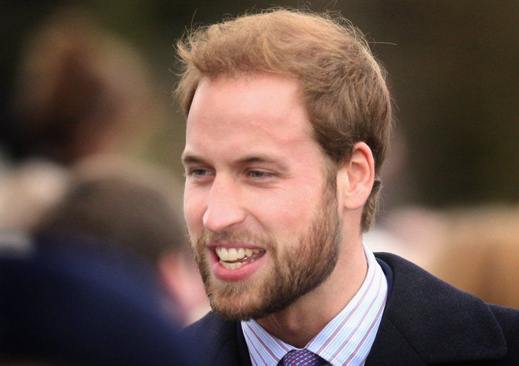 Pin for Later: Let's Look Back at That Time Prince William Had Hot Facial Hair