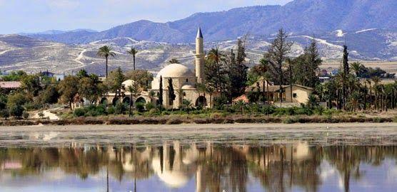 Amazing Cyprus: Larnaca, Cyprus