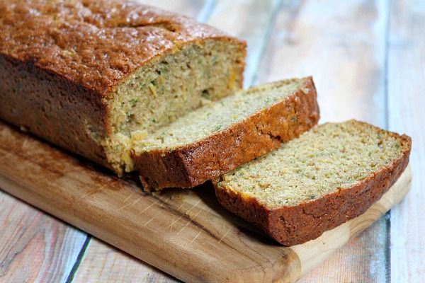 Pineapple- Zucchini Bread: replace flour with almond flour. Replace oil with coconut oil. Replace sugar with banana or date paste.