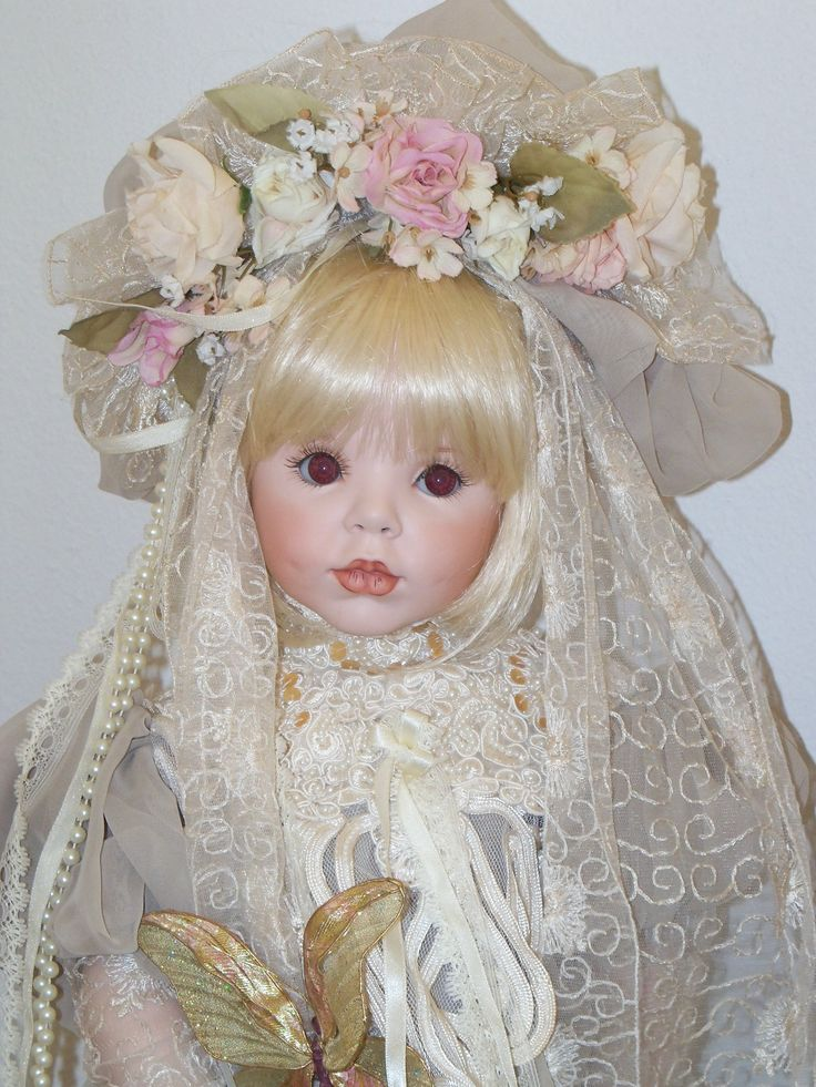 86 Best Porcelain Dolls Images On Pinterest Fairy Dolls