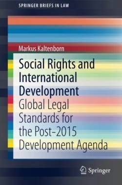Social Rights and International Development: Global Legal Standards for the Post-2015 Development Agenda (SpringerBriefs in Law) free ebook