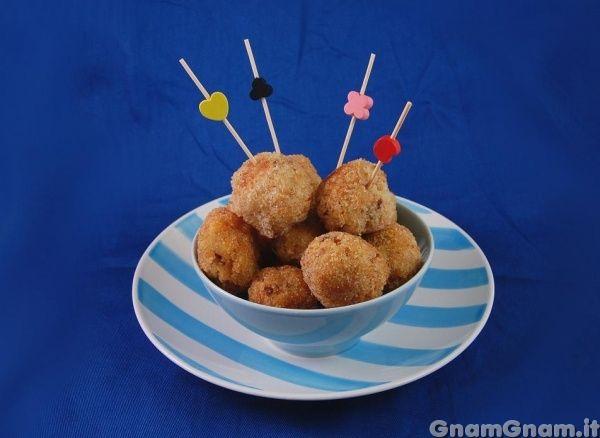 • Polpette di pesce - Le ricette di GnamGnam - Ricette con foto passo passo