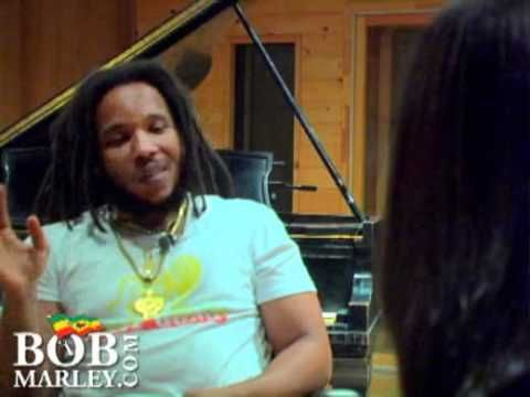 Stephen Marley discusses early memories of his father.