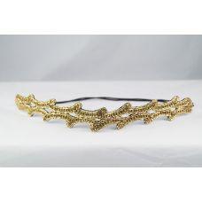 Gold Felicity www.maripozaboutique.com #maripozaboutique #maripoza #headbands #haircandy #hairaccessories #accessories #hair #gatsby #shop #shopping #texas #rgv #fashion