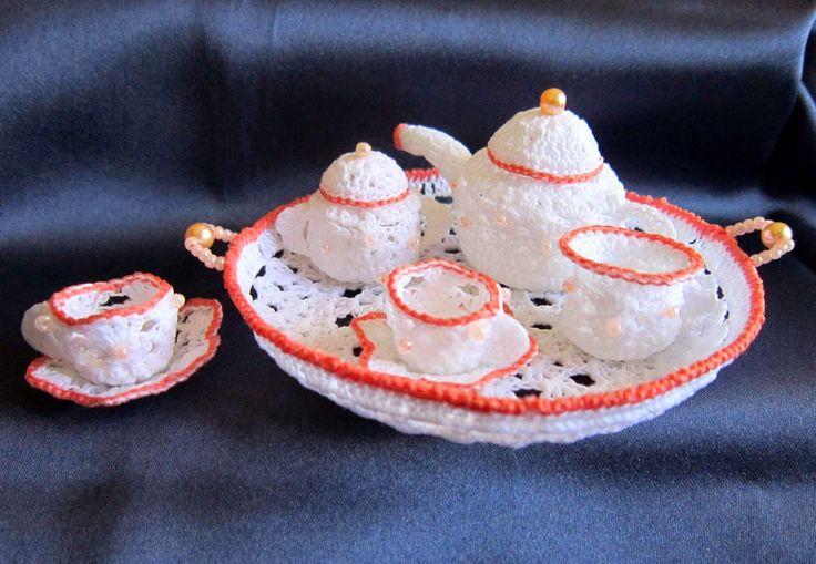 Piccoli Capricci: Tè ed Uncinetto ;-)