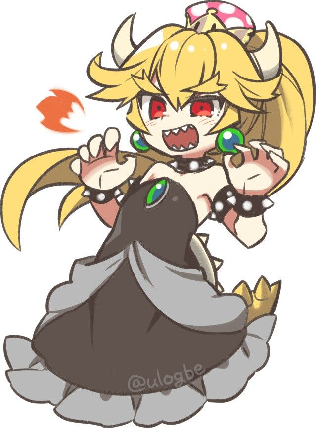 Pin By Rvz On Bowsette Anime Anime Galaxy Anime Art