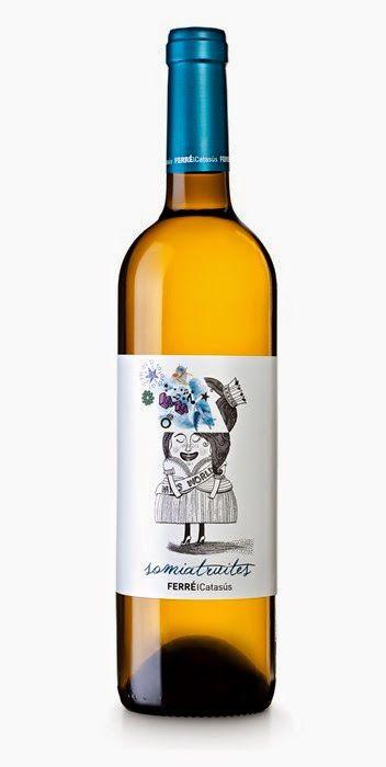 El Blog de Ferré i Catasús: Surten els primers vins 2014 de Ferré i Catasús