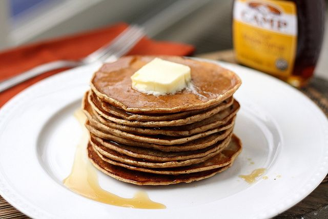 Gingerbread Pancakes by Tracey's Culinary Adventures, via Flickr