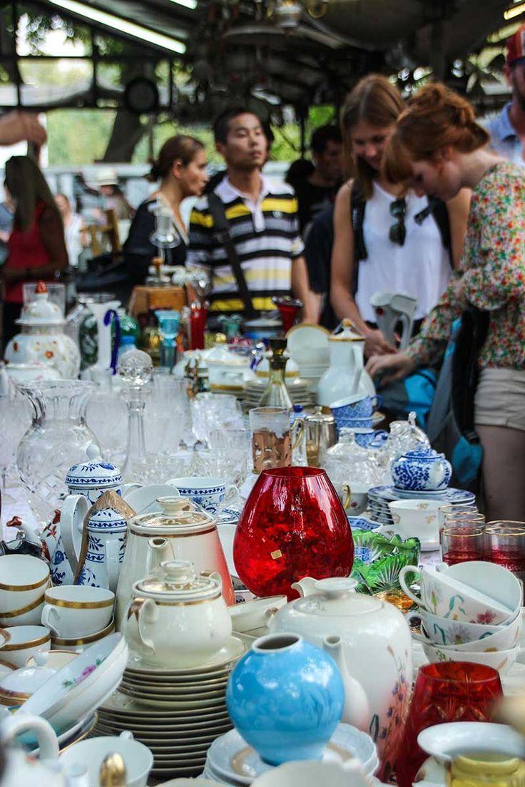 Der Sommer in Berlin ist endlich da! Welche 10 Dinge du auf keinen Fall verpassen darfst und welche Orte du unbedingt sehen solltest, erfährst du hier.
