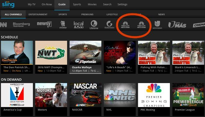 Sling Blue adds two alternate channels to show more Premier League games from NBC   Sling Blue the streaming service has added two brand-new alternate channels for subscribers to have access to more Premier League games.  The addition of the two new NBC Sports overflow channels named NBCSN Alternate 1 and NBCSN Alternate 2 are included with Sling Blue and Sling BlueOrange at no additional charge. On Premier League matchdays where there are several games being played at once the alternate…