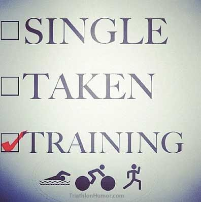 When it comes to being an endurance athlete and training for long distance triathlons (half IRONMAN or IRONMAN), there's something many triathletes don't talk about. It's a challenge nearly all of us face, but most people don't want to admit or discuss it openly. It's how hard training can be on your personal relationships. Specifically,…Read more»
