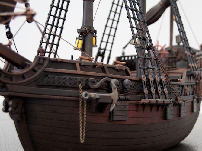 3940 playmobil pirate ship custom playmobil customize for Barco pirata playmobil