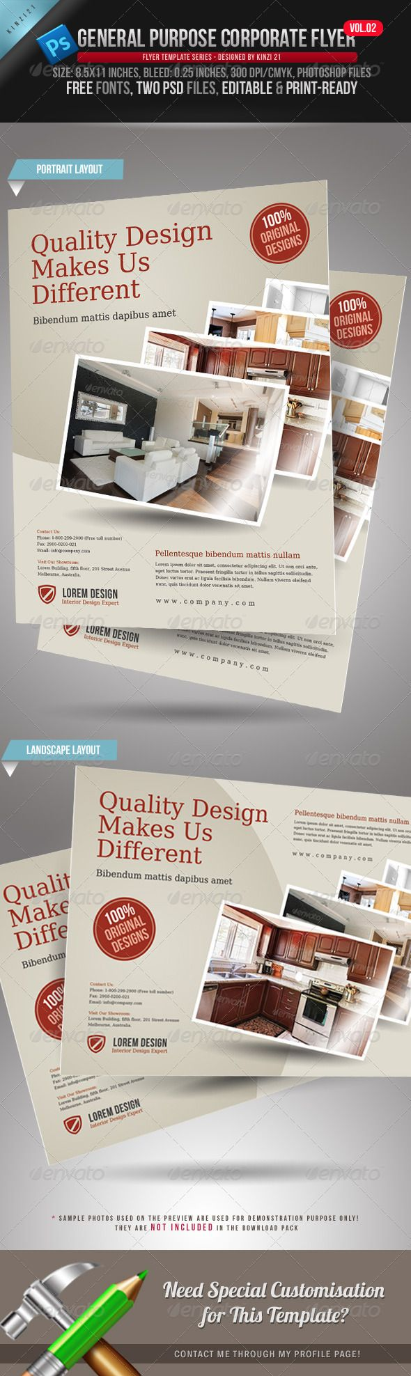 top 25 ideas about flyers psd flyer templates general purpose corporate flyer vol 02
