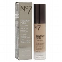 Boots No7Beautifully Matte Foundation, SPF 15 at Walgreens. Get free shipping at $35 and view promotions and reviews for Boots No7Beautifully Matte Foundation, SPF 15