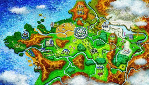 I got Kalos Region! Which Pokemon Region Do You Belong In?